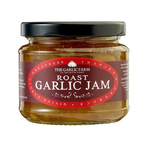 Roast Garlic Jam