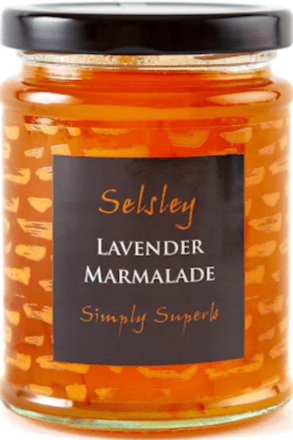 Lavender Marmalade