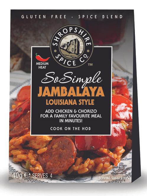 Jambalaya Louisiana Style Spice Blend