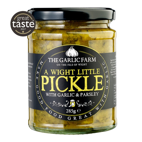A Wright Little Pickle