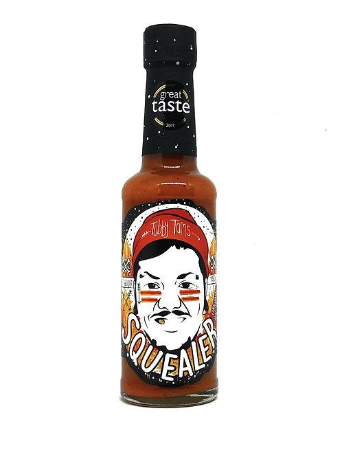 Squealer - Smokey Scotch Bonnet Hot Sauce - 150g