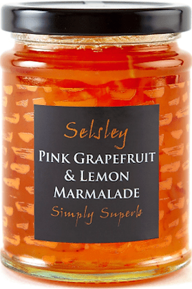 Pink Grapefruit & Lemon Marmalade