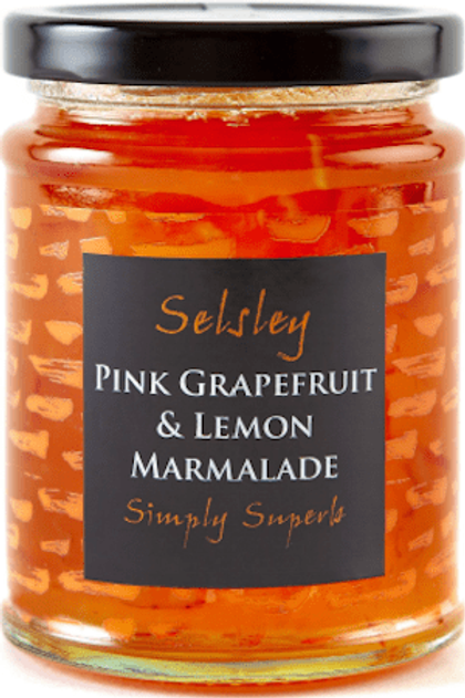 Pink Grapefruit & Lemon Marmalade