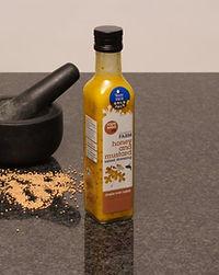 Stain - Honey & Mustard Dressing