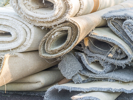 How To Tear Out Old Carpeting