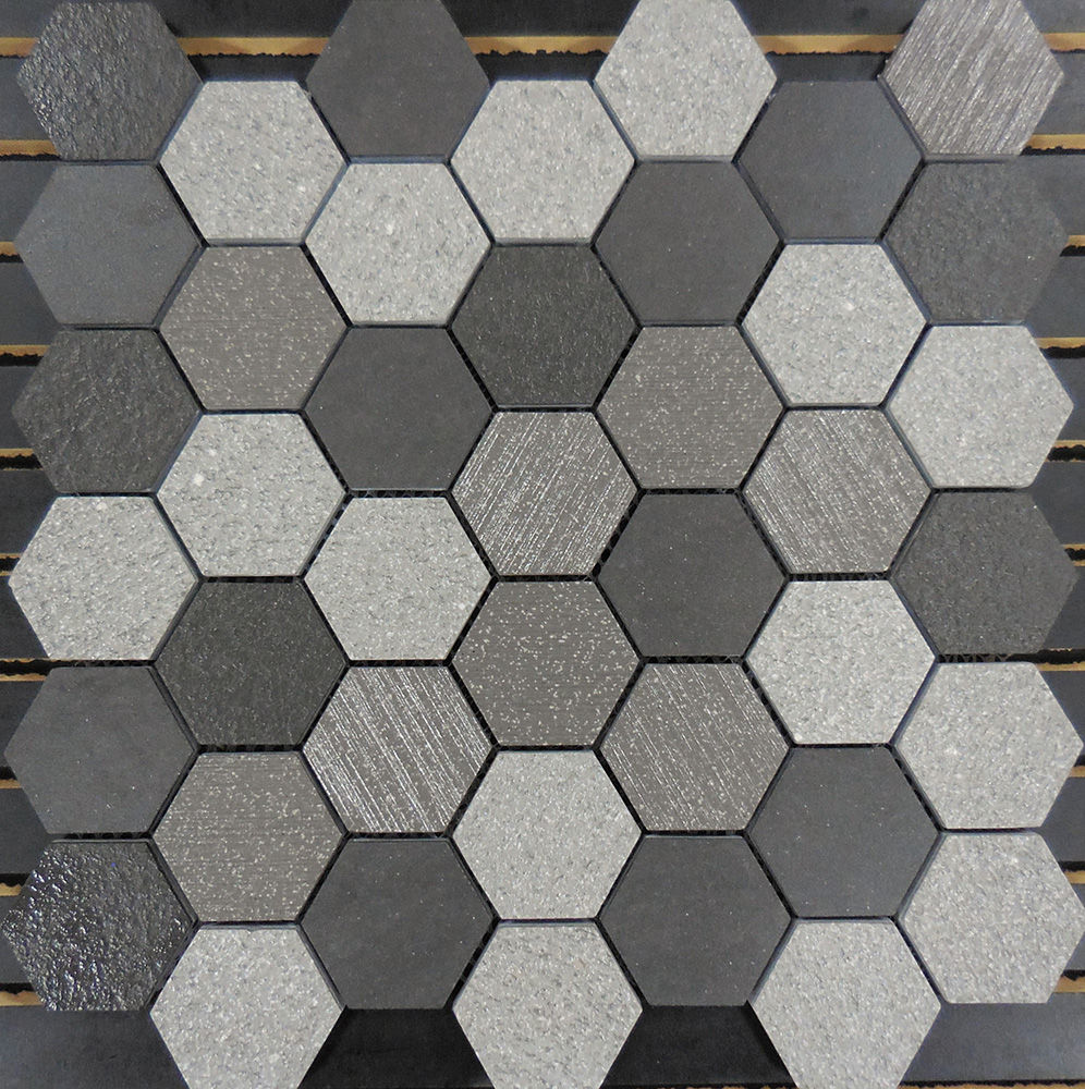 PORCELAIN-MOSAIC-GREY-HEXAGON-PATTERN-#-