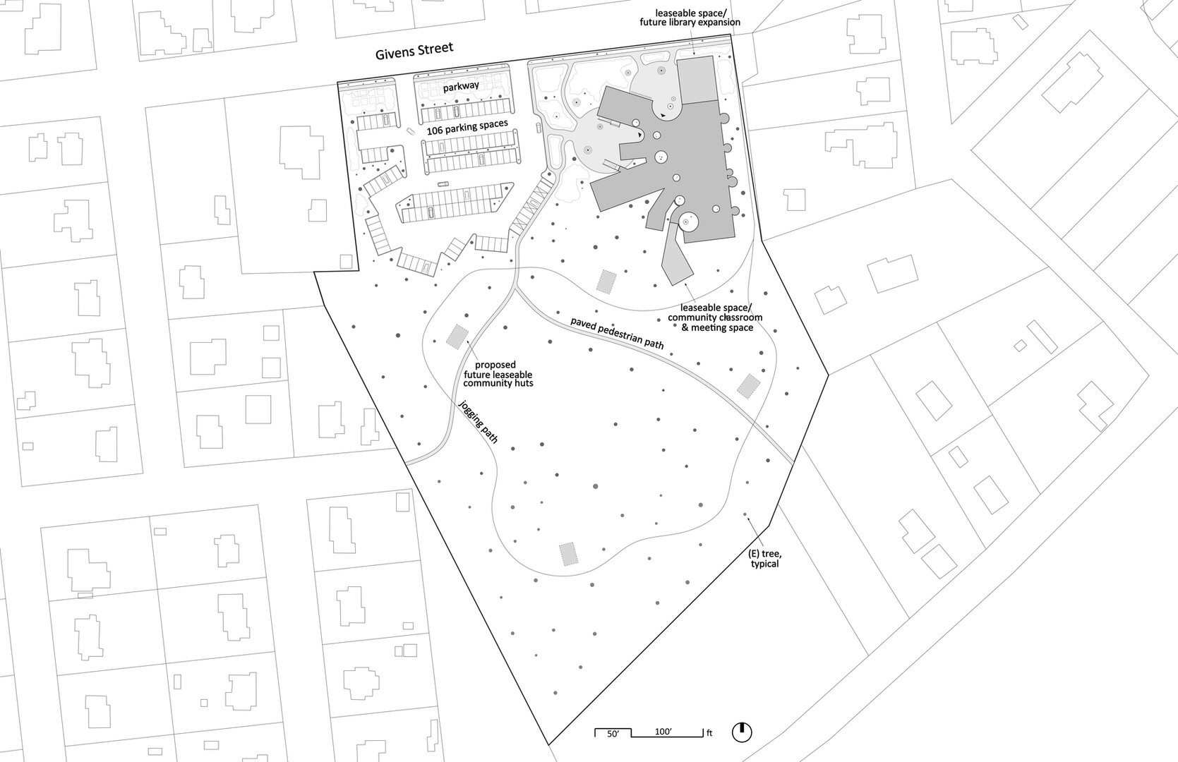 WTarch_Waxhaw Library_site plan 6-28.jpg