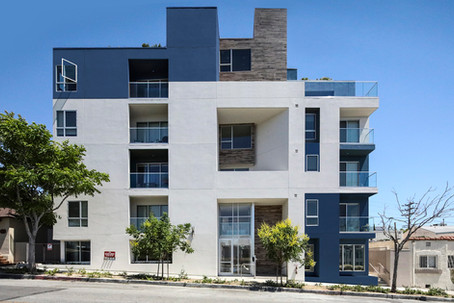 Little Santa Monica Apartments