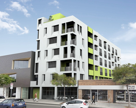Motor Apartments