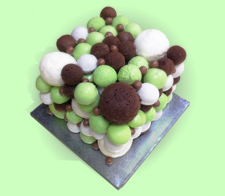 Cubisphere Cake