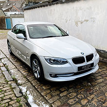 BMW 320D Detailing and Valeting Plymouth