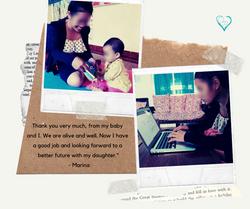 mother's heart thankful tuesday_marina a