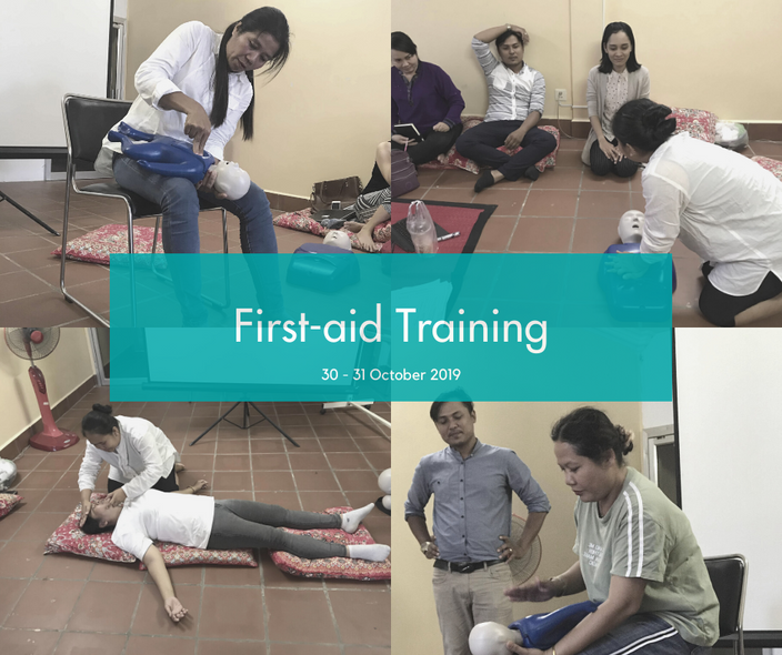First Aid Training: Handling emergency situations in the workplace and beyond