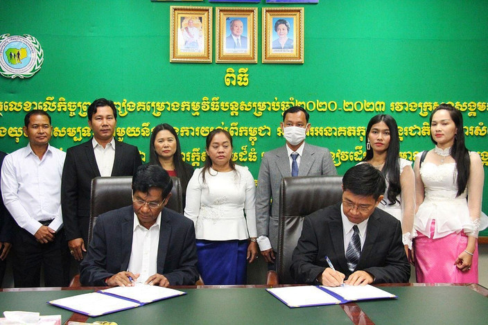 Mother's Heart signs a new 3-year Memorandum of Understanding with the MoSAVY