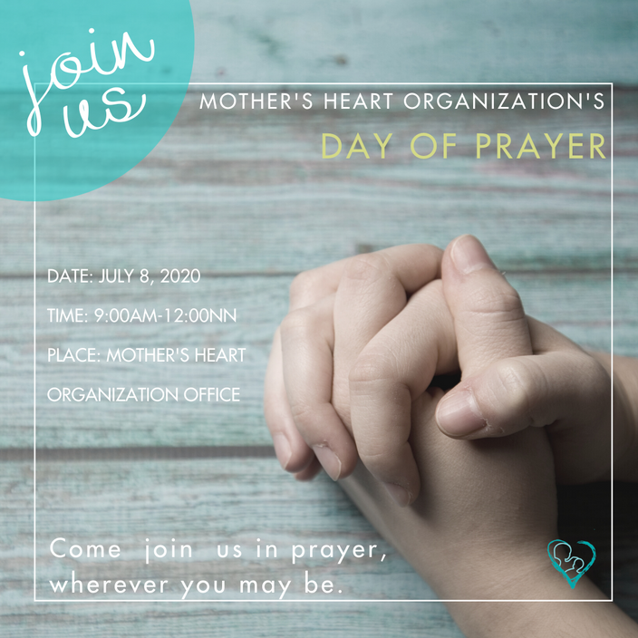 Mother's Heart's Day of Prayer