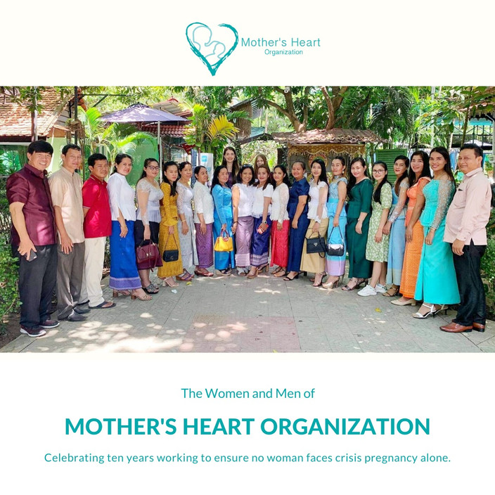 Meet the people behind Mother's Heart Organization