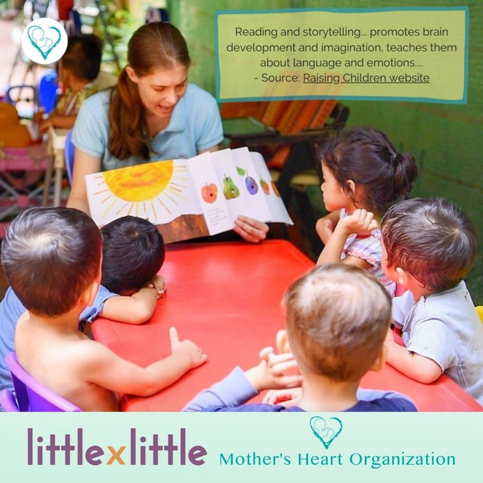 Day care: helping mothers