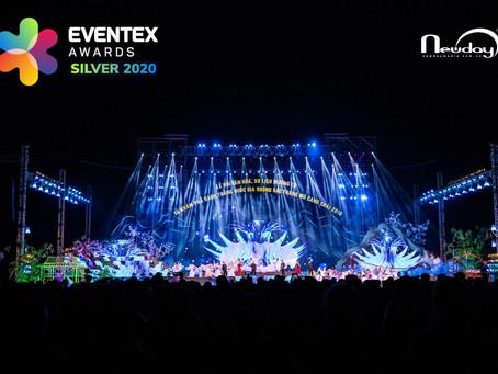 Newday Media giành cúp bạc hạng mục sự kiện văn hóa của năm- giải thưởng quốc tế Eventex Awards 2020