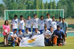 Eurohockey U21 Portugal 2012