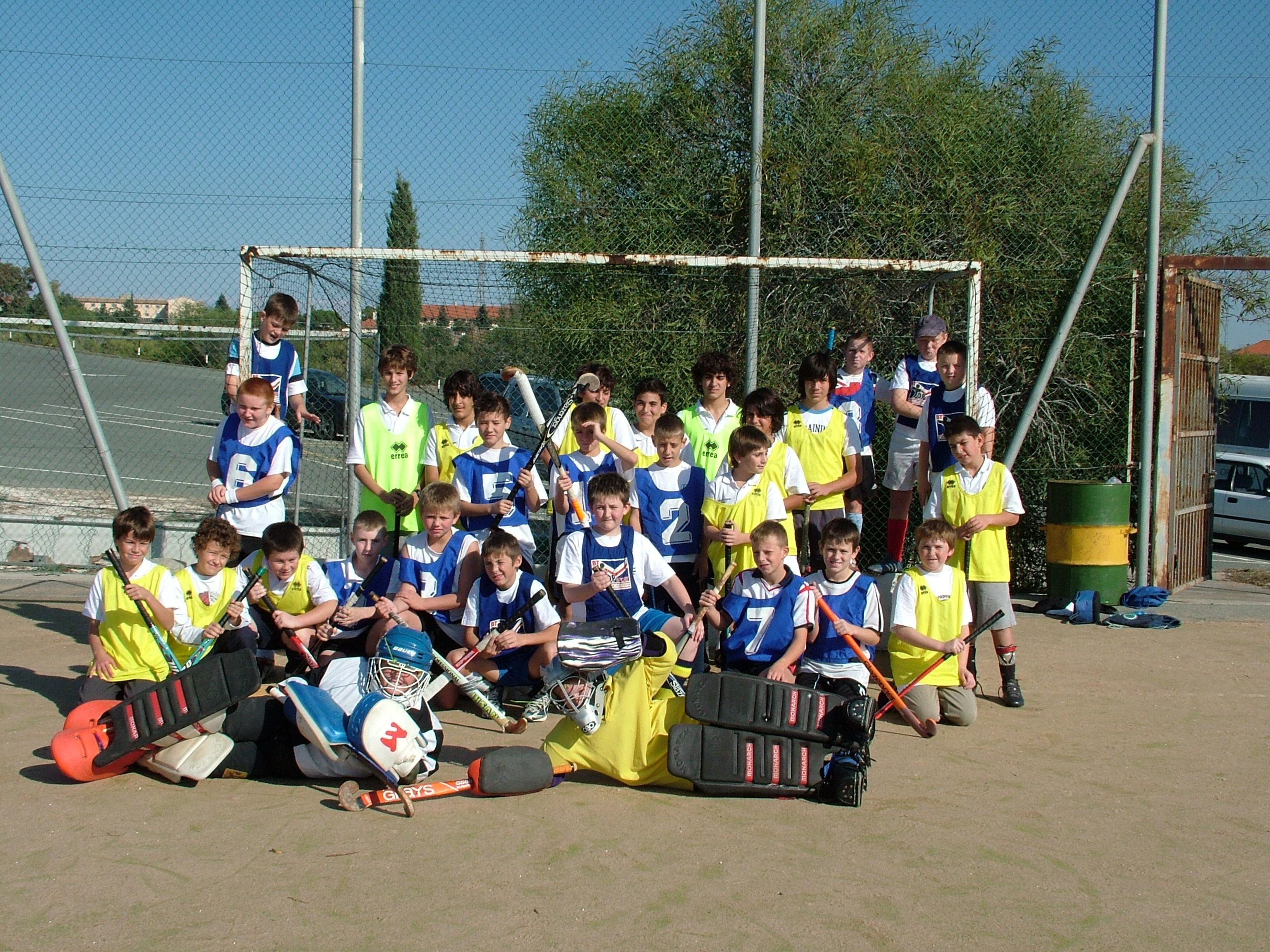 Academy vs Dhekelia 2007
