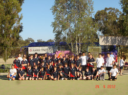 Hawthorns vs Academy 2012
