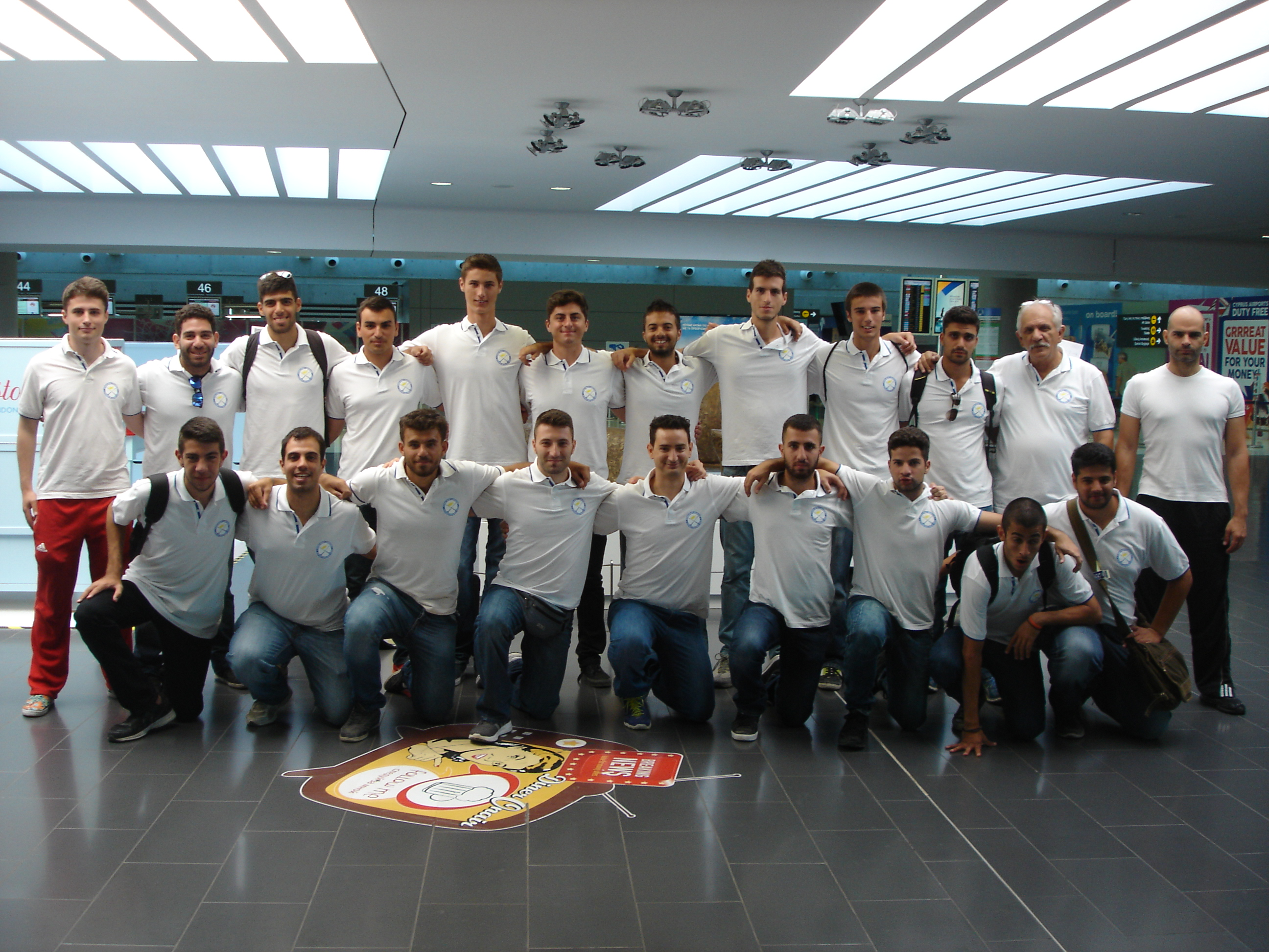 Eurohockey Mens Championship 2015
