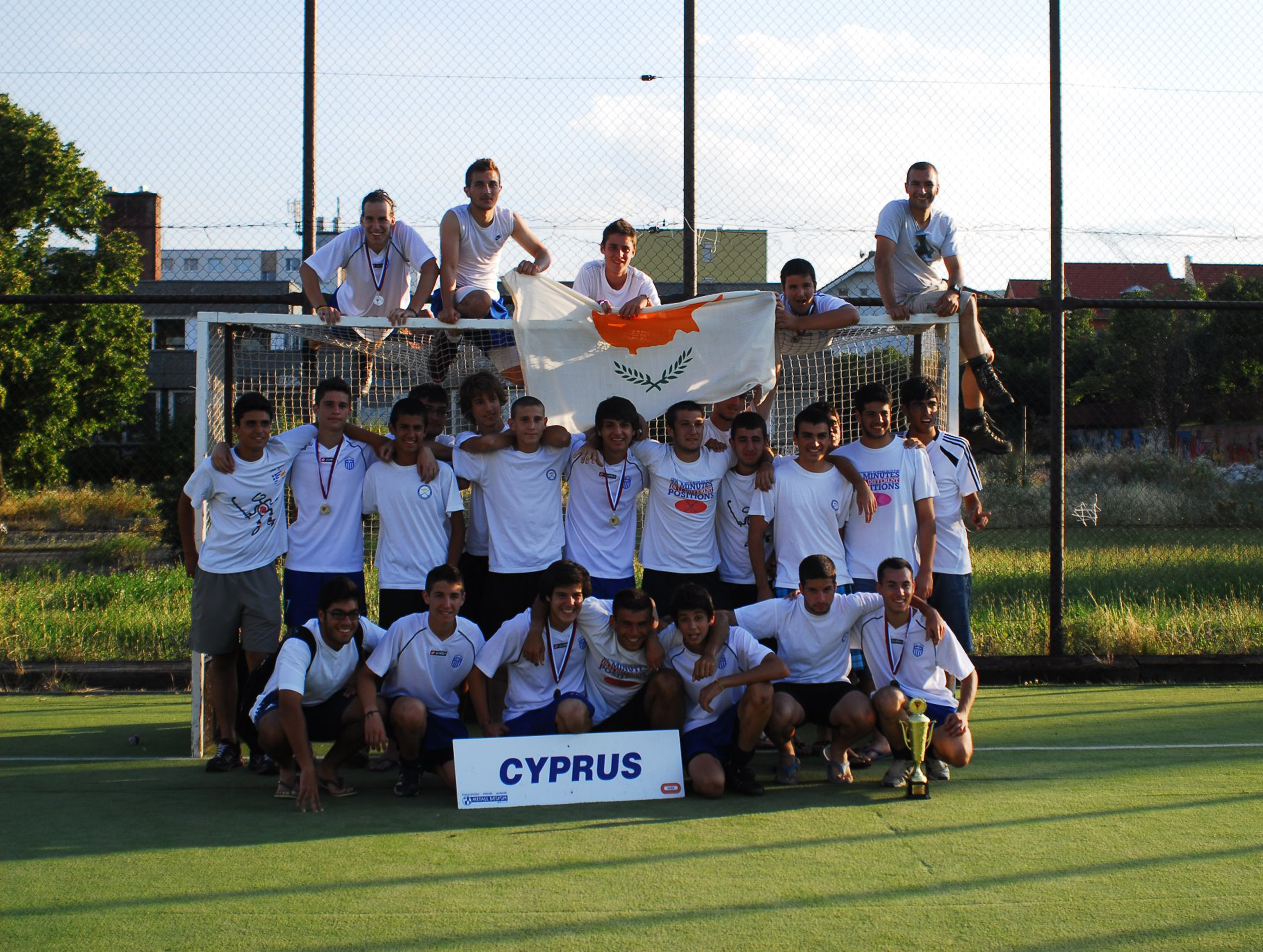 Eurohockey U18 Championship, Bratislava 2011