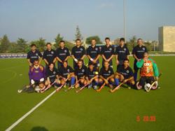 Eurohockey 2005 Mens National Team