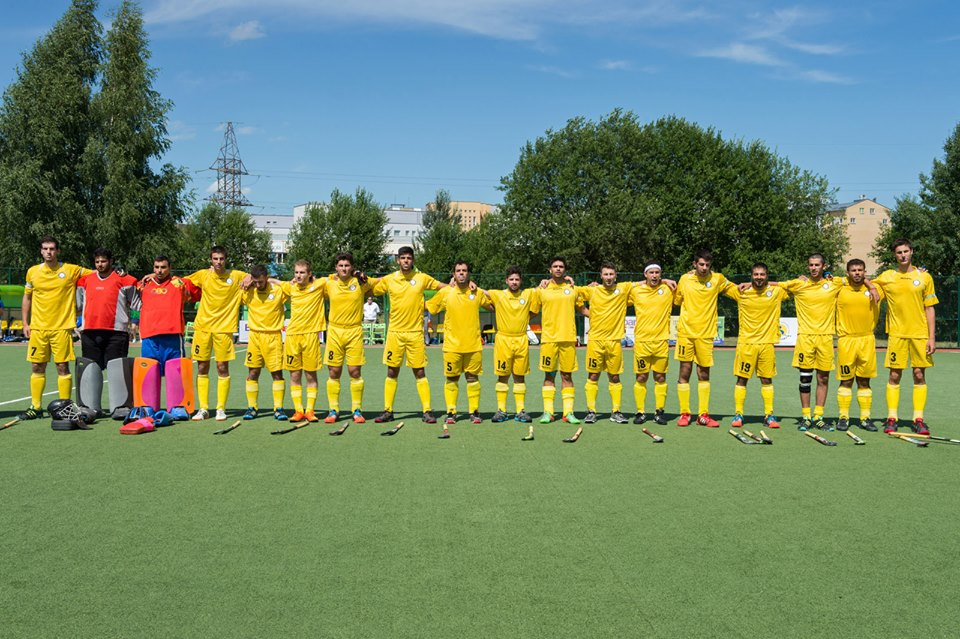 Eurohockey 2015 Mens National Team