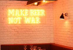 makebeer not war