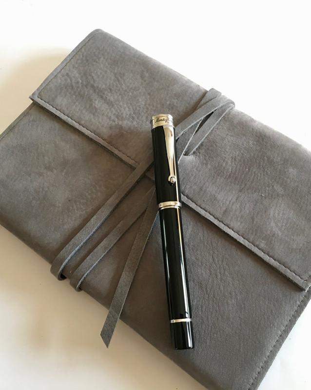 montegrappa stylo-plume Ducale sur carne