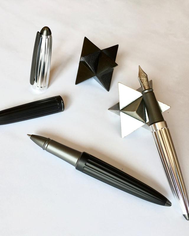 Roller et stylo-plume Aero de Diplomat