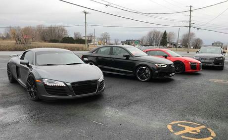 Trio d'Audi