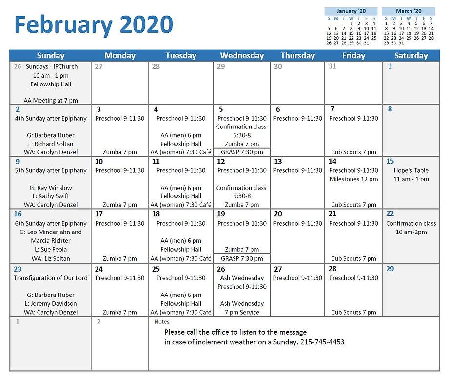 St Tims Calendar 2-2020.JPG