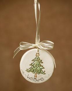 Full Christmas Tree Ornament