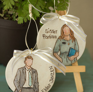 Missionary Ornaments