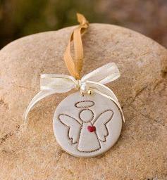 Cute Angel Ornament