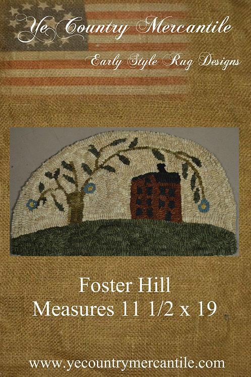 Foster Hill on Linen