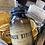 Thumbnail: 16 oz Summer Kitchen Tall Amber Jar