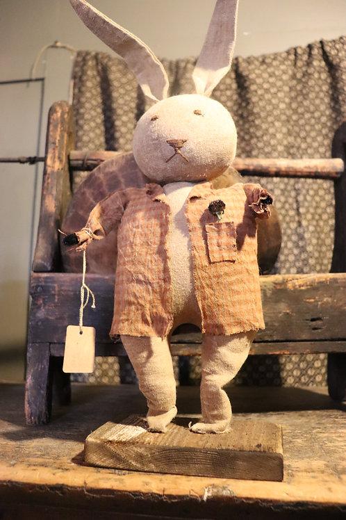 Handmade Standing Rabbit