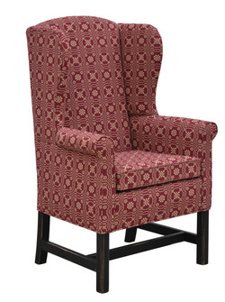 Library Wing Chair_