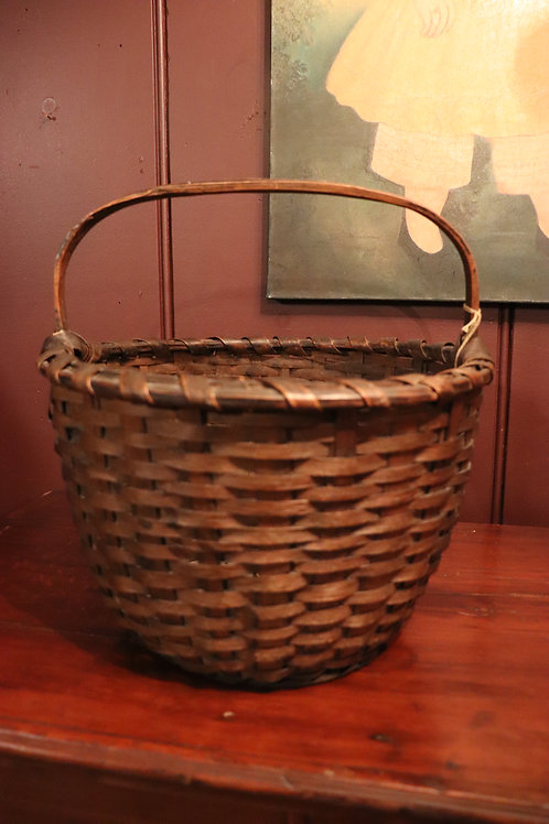 Early Basket with handle