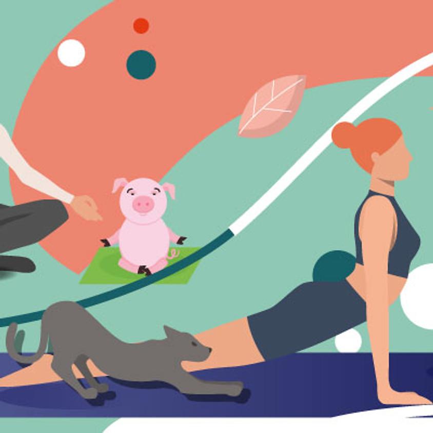Aloha Yoga: Celebrating the Animals