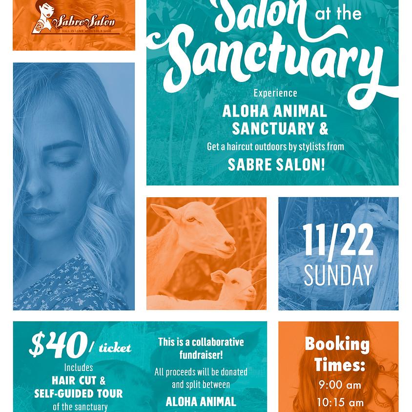 Salon at the Sanctuary 11:30am-12:30pm