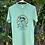 Thumbnail: Logo Unisex T-Shirt (Heather Light Green)