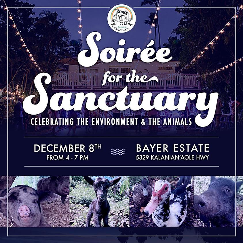 Soirée for the Sanctuary