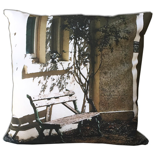 """""""Mansion house"""" Outdoor Cushion"""