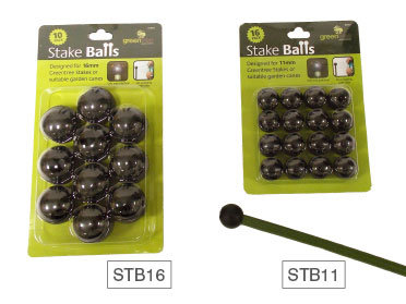 16mm Stake Balls pack of 10
