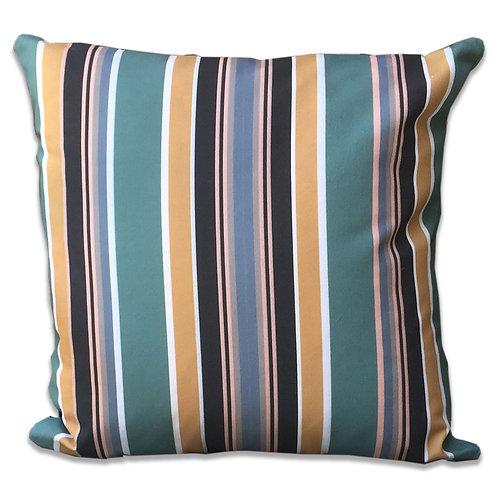 """""""Beach Stripe"""" Outdoor Cushion"""