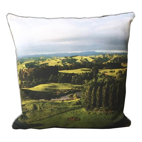 """ Mt Curl"" Outdoor Cushion"